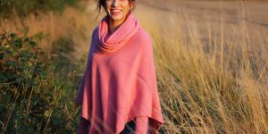wholesale eco friendly poncho